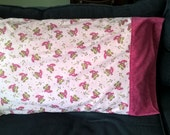 Standard Size Breast Cancer Pillow Case