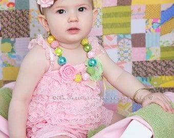 Birthday Girl Dress, Girls Birthday dress, Baby Girl Dresses, Cake smash clothes, Cake Smash Outfit, Pink Baby Girl Outfit, Baby romper