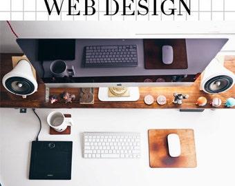 WordPress or Blogger Design Package & SEO Install