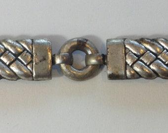 Art Deco Metal Belt Buckle