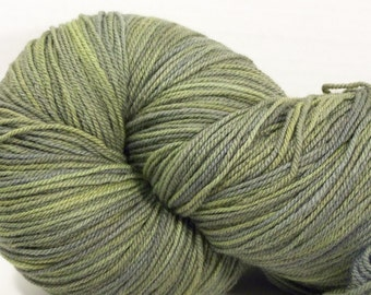 Polwarth, Silk, DK Weight, 3ply Yarn, 550 yrds, 250 grams