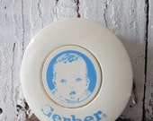 Vintage Gerber baby measuring tape advertisement memorabilia FREE SHIPPING in the USA