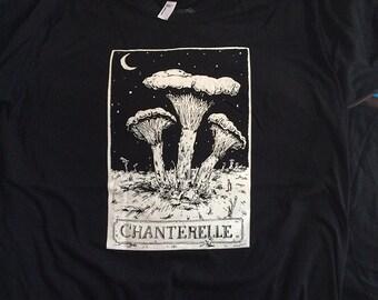Chanterelle Hand Printed Shirt