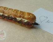 Sandwich Pen | You Choose Ingredients polymer clay