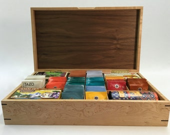 Birdseye Maple Tea Box