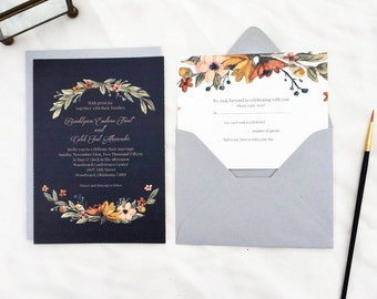 The Brooklynn Invitation Set (deposit)