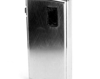 Vintage Ronson Varaflame Electronic Pocket Cigarette Lighter with Gift Box