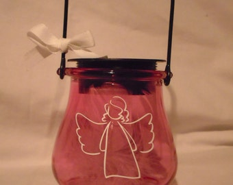 Angel solar Memorial Solar Light