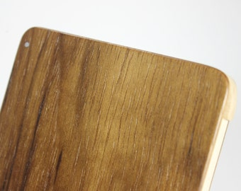 Wood Business Card Holder (Teak)