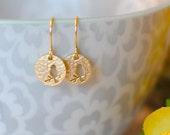 The Aleah Earrings - Gold