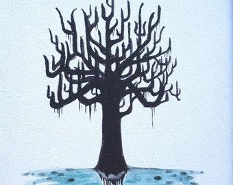 Tree 19 - Original Painting
