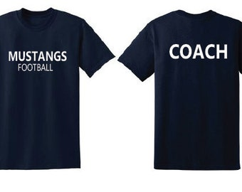 Custom Coach T-Shirts