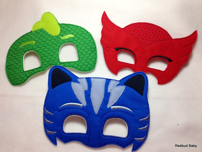 Pj Masks Face Paint