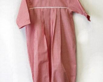 292354 - Baby Dedication - Baby Daygown - Baby Sleep Sack- Baby Sleepsack - Baby Sleep Gown Newborn Day Gown - Personalized Baby Shower Gift