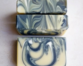 Tiger Paw Natural Soap Bar -  All Natural Orange and Anise Essential Oil Soap - with Activated Charcoal