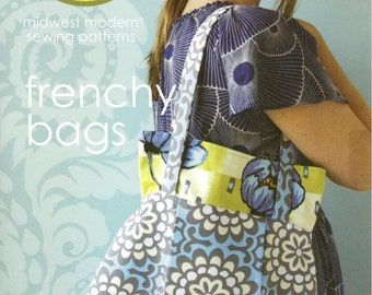 Frenchy Bag Pattern by Amy Butler (AB025FB)