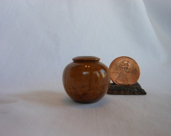 Mini #Maple Vase