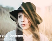 Forever Summer - 6 Photoshop Actions INSTANT DOWNLOAD