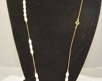 Faux Freshwater Pearls