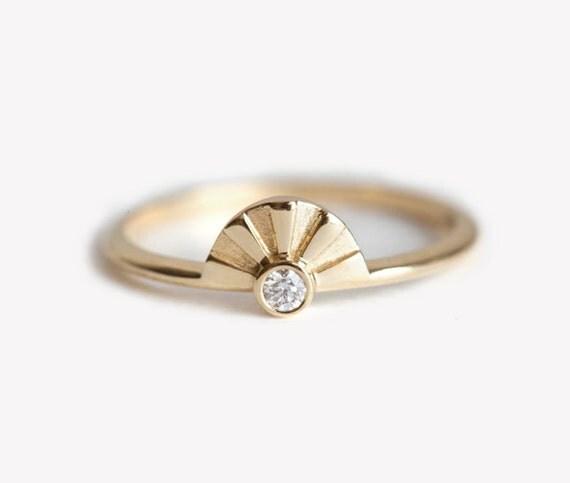 like this item - Bohemian Wedding Rings
