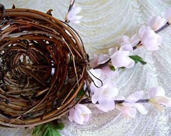 Small Twig Vine Nest for DIY Crafts Wedding Decoration Ring Bearer Pillow Alternative