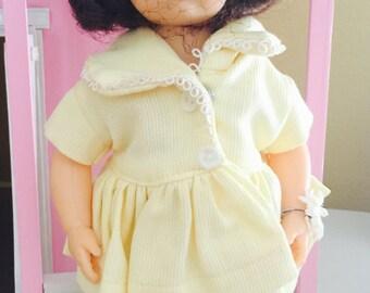 Vintage 1950's Terri Lee Doll