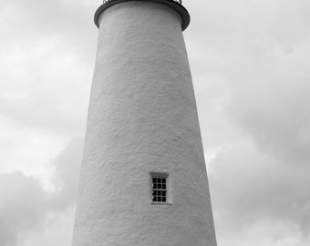 Orcacoke Lighthouse Photography Print