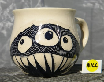 Monster Mug A166