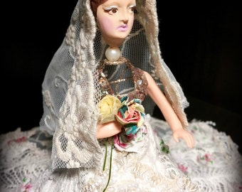 Couture Bride Doll