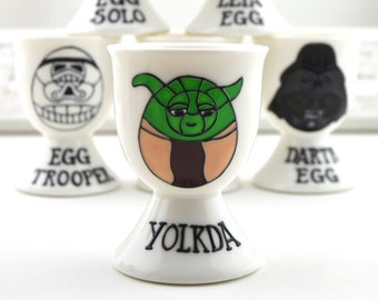 Star Wars Egg Cups