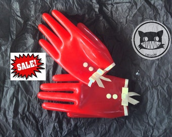 Sale Price !!! Melody  latex gloves Size S