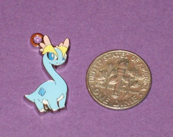 Amaura Pokemon Anime Charm Made Into What You Want