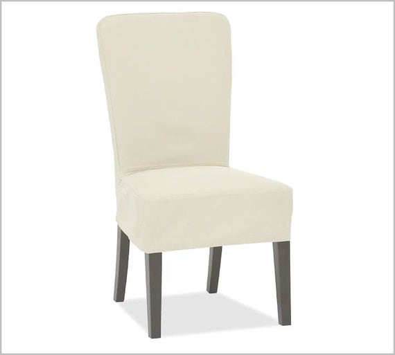 Pottery Barn Megan Chair Slipcover By Customchaircoverings