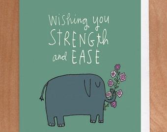 STRENGTH + EASE A2 card (2-40C)