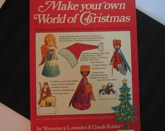 Vintage Christmas Book 1960 39 S Christmas Magic Christmas