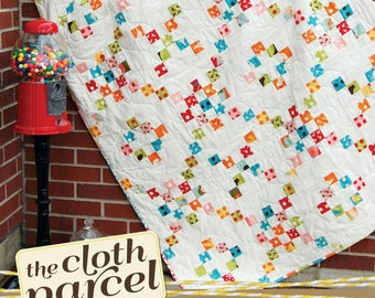 Candy Shoppe Quilt PDF Pattern