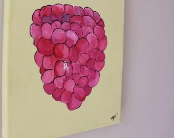 just a raspberry