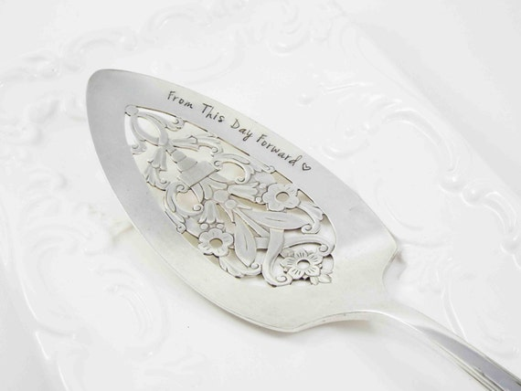 Wedding Gift Cake Knife : ... Wedding Table Setting, Cake Knife, Cake Server, Wedding Gift, Wedding