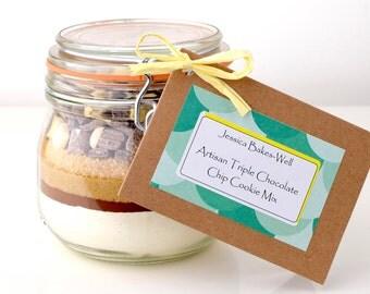 Cookie Mix - GLUTEN FREE Triple Chocolate Cookie Mix