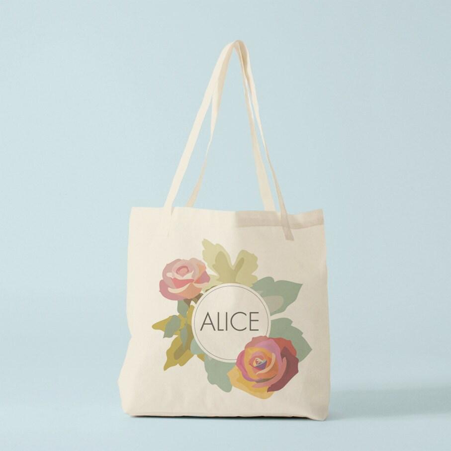 tote bag pr nom sac en toile cadeau personnalis sac. Black Bedroom Furniture Sets. Home Design Ideas
