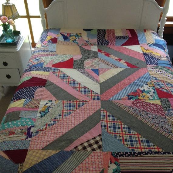 Vintage Quilt Fabrics 25