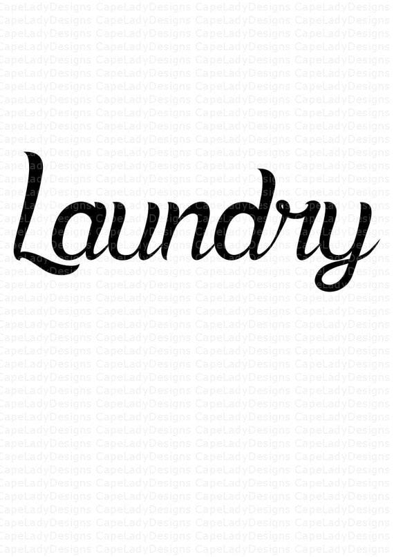Download Svg, Laundry Design, (svg, png, dxf, eps) cut files for ...