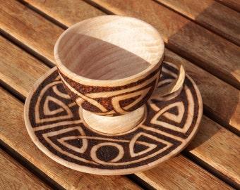 Celtic Tea Cup
