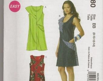 McCall's easy dress pattern