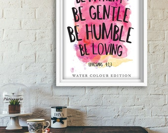 Quotes - Custom quote print - quote prints - Custom bible verse - printable love quote, wall decor - wedding - framed quotes -