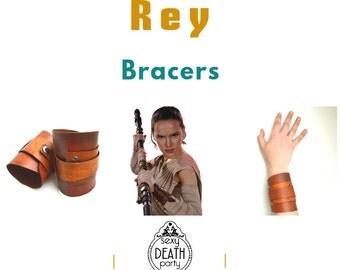 Rey Leather Cuffs