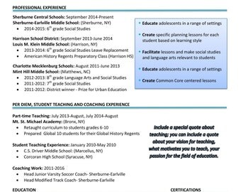 TEACHER RESUME: Teacher; Education; Educator Professional Resume Writing |  Resume Help | Job  Job Search Resume