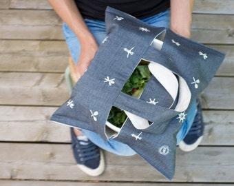 Casserole Carrier - Pie Carrier - Pie Bag - Dish Bag