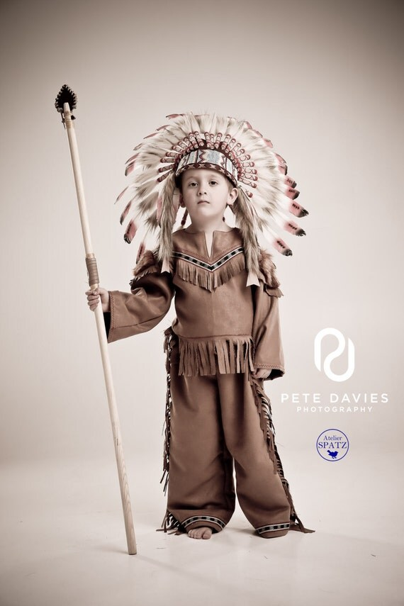 kids halloween costume indian