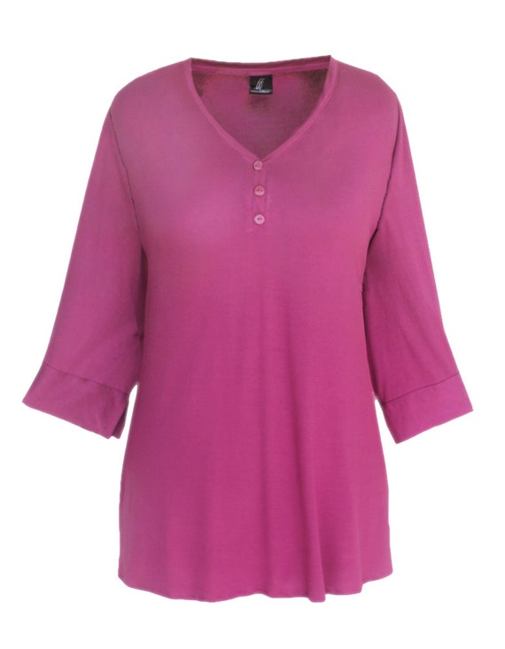 clearance sale s plus size tunic top sleeve